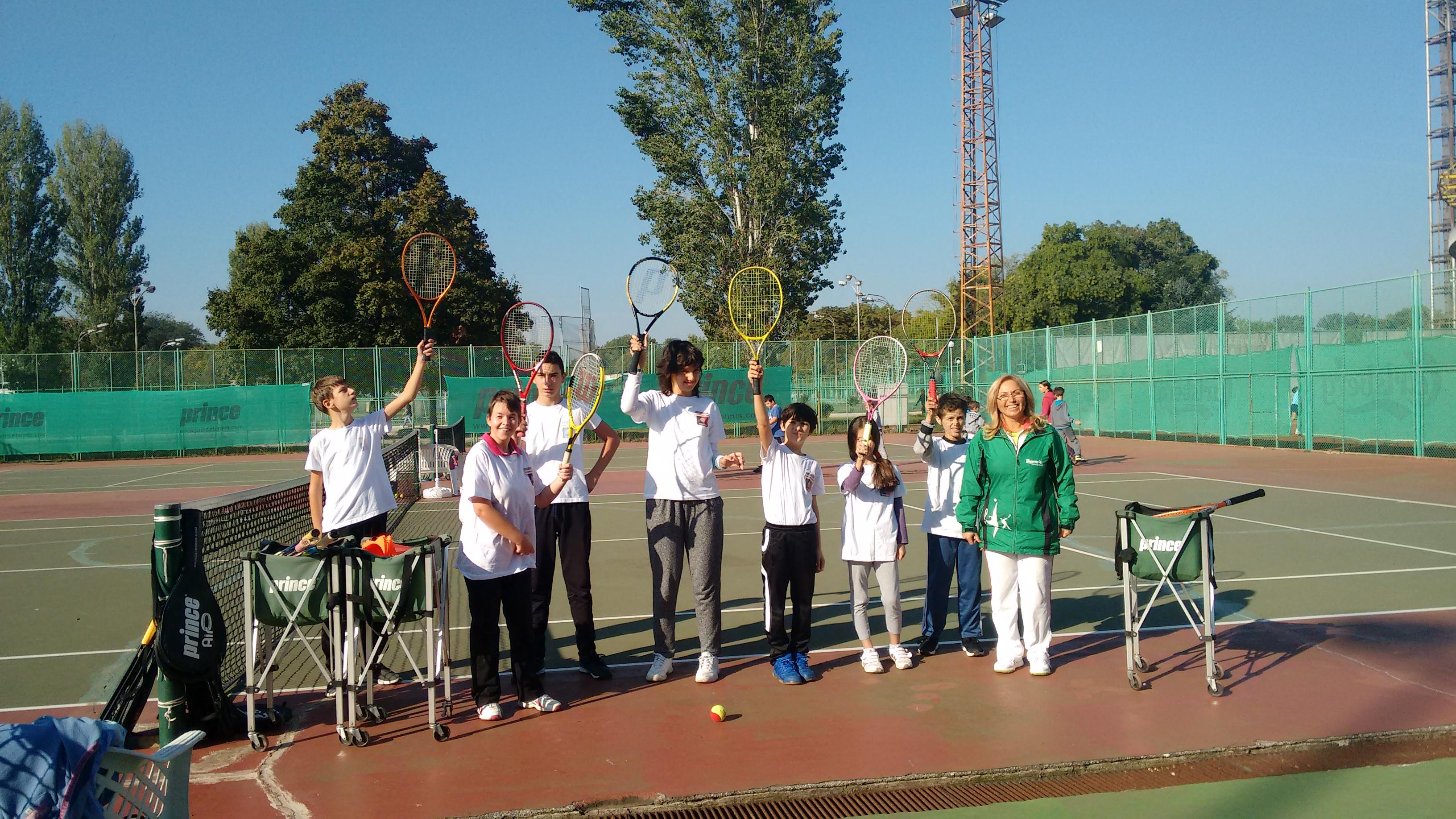Спорт за децата в свободното време